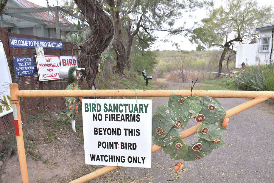 Zapata County officials are concerned about the effect a border wall will have on the San Ygnacio Bird Sanctuary. Photo: Cuate Santos/Laredo Morning Times