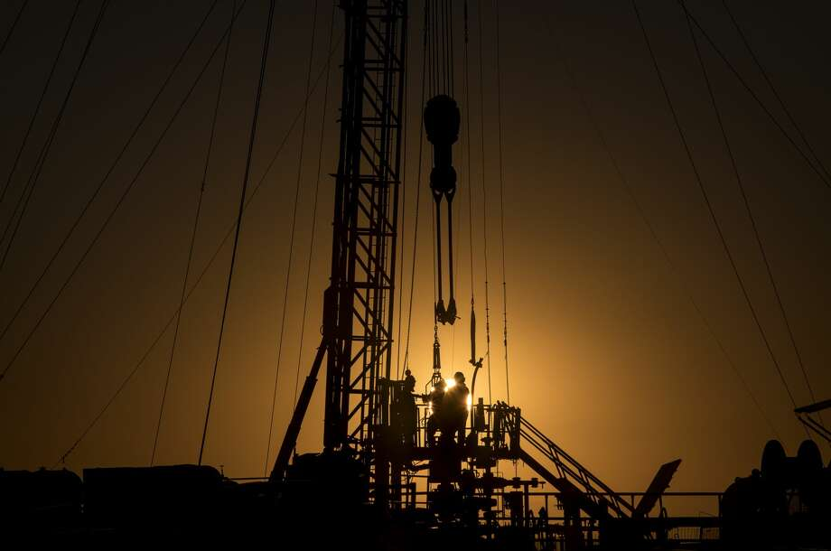 The Permian Basin, home to about half the nation's rigs, dropped one rig to 124. A year ago, there were 419 rigs at work -- 295 higher. Photo: Jon Shapley/Staff Photographer / © 2019 Houston Chronicle
