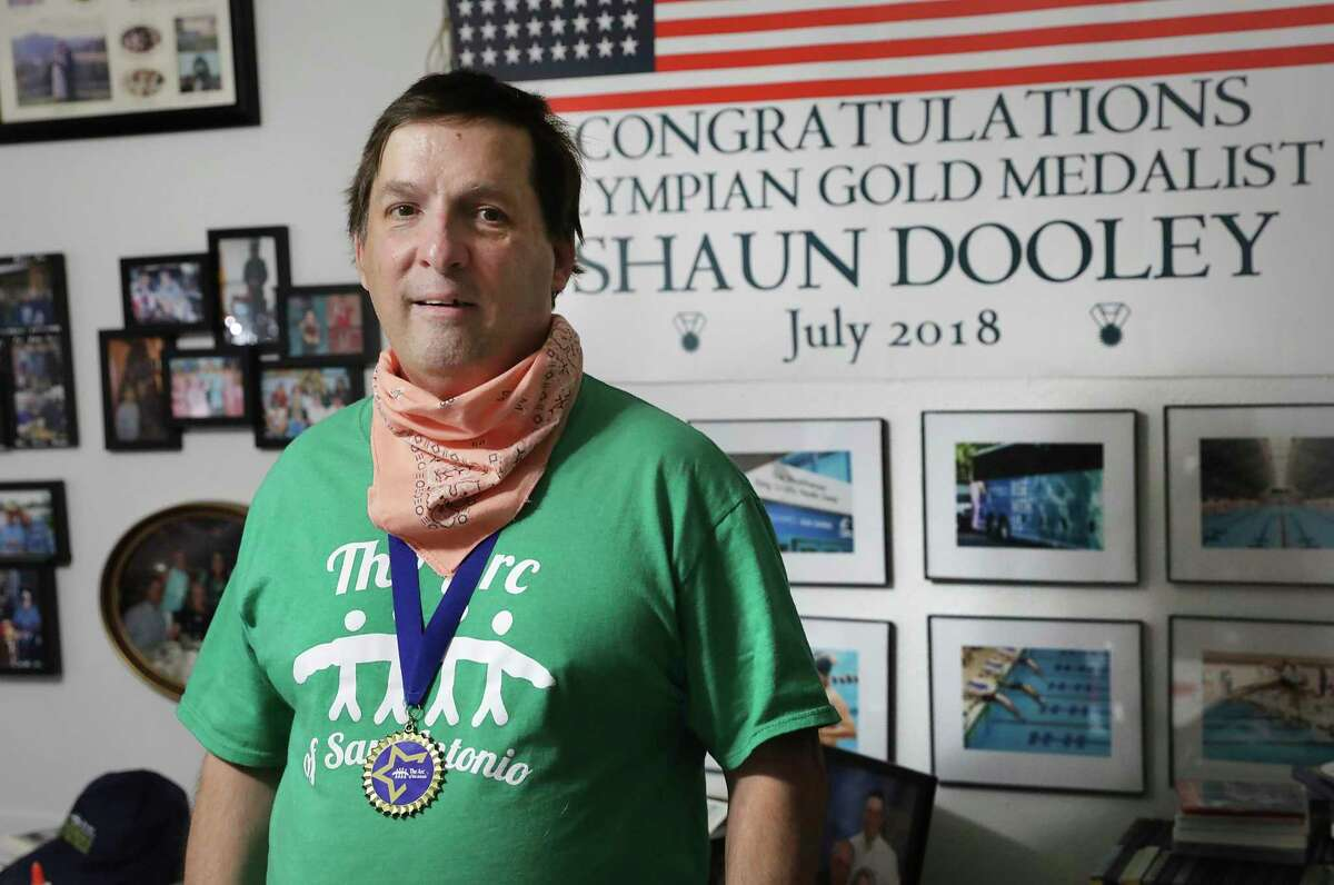 Shaun Dooley has thrived as a participant in the ARC's Adult Life Enrichment program.