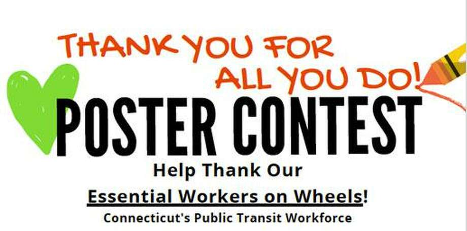 "The Connecticut Department of Transportation has initiated a poster contest for kindergarten through fifth grade schoolchildren to recognize and thank bus drivers and other public transit workers who have become ""heroes moving heroes"" and ""essential workers on wheels"" during the coronavirus pandemic."
