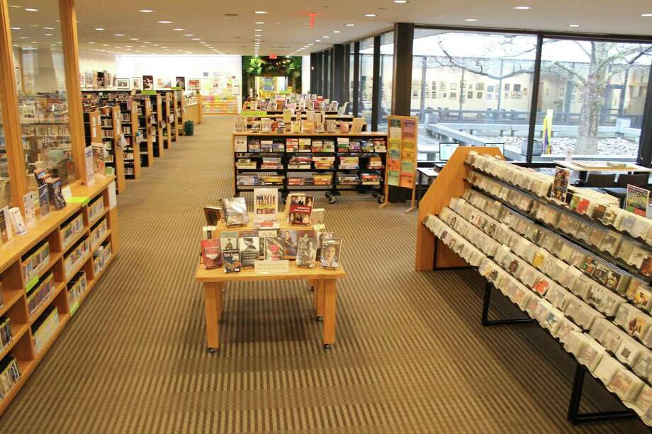 Wilton Library has issued a matching gift challenge to help meet its fundraising goal. Photo: Juan Carlos Olivares Photo