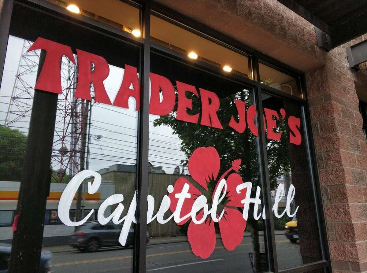 The Capitol Hill Trader Joe's store closed indefinitely following a Black Lives Matter protest on June 12, 2020.