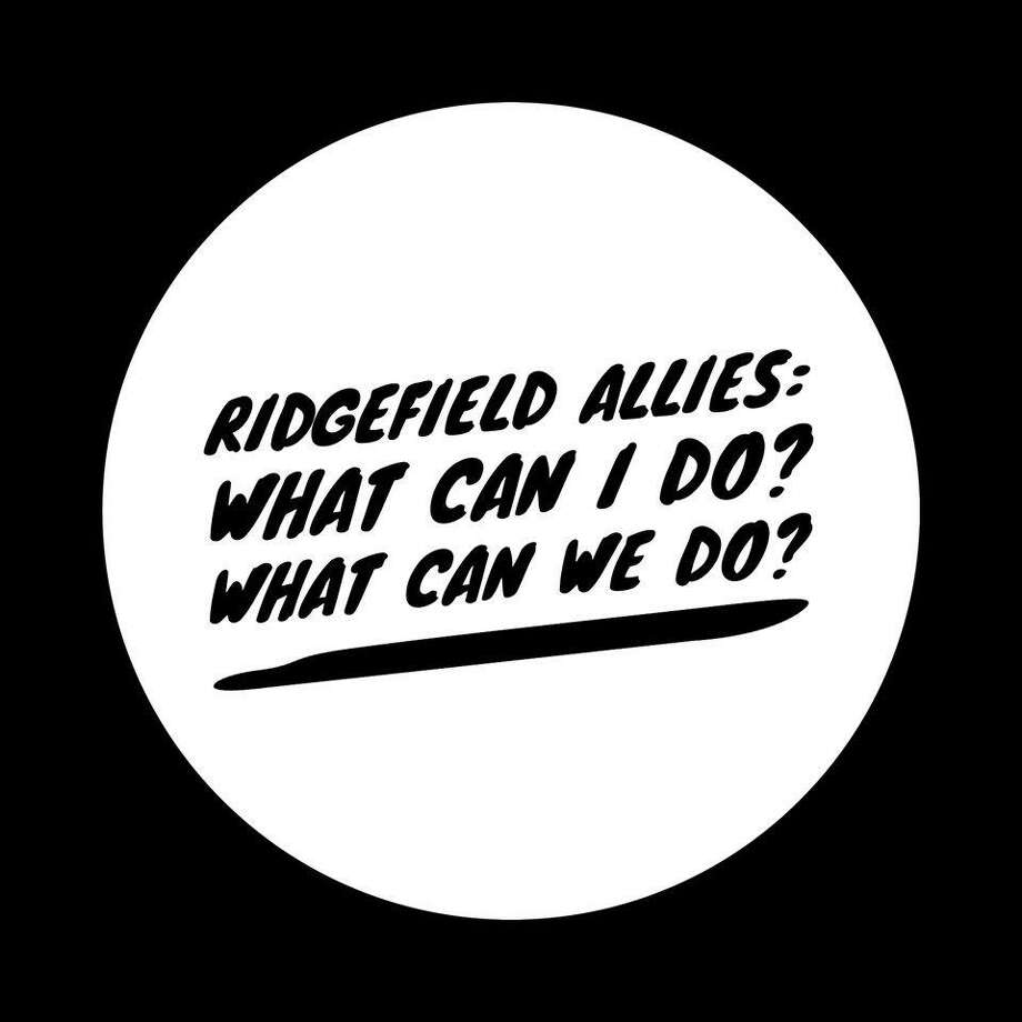 Ridgefield Allies is holding a logo contest to promote the organization's mission of awareness and antiracism. Photo: Contributed Photo