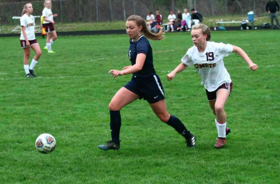 CCA's Allie Angell is already looking ahead to the next time she'll be able to hit the pitch once again. (Pioneer file photo)