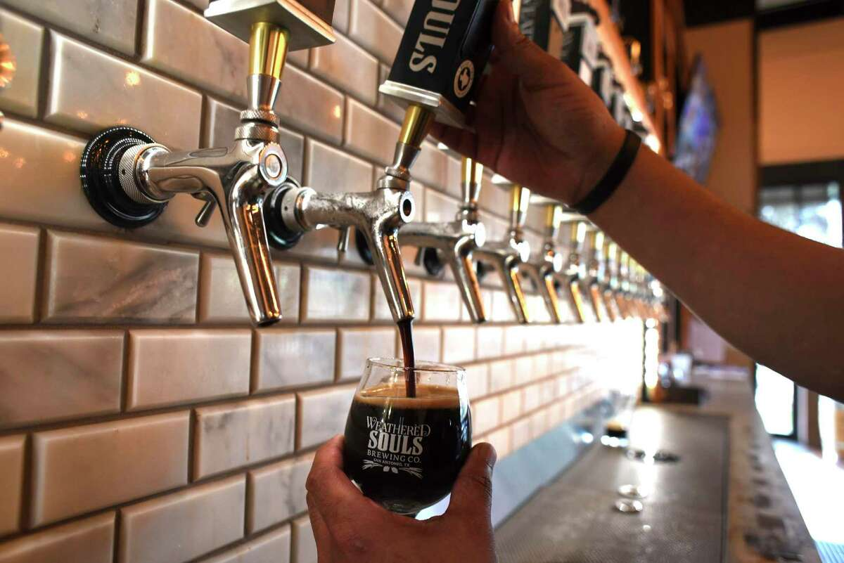 The Black Is Beautiful collaboration is spearheaded by Weathered Souls Brewing in San Antonio.