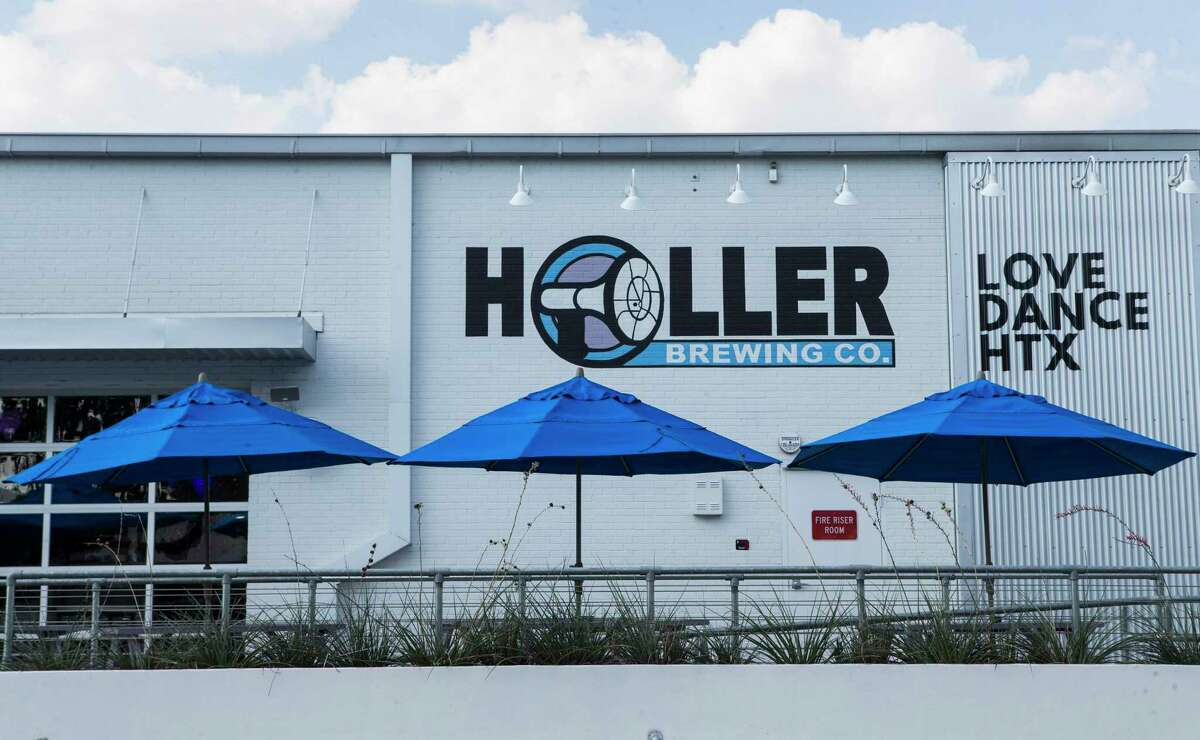 Holler Brewing's contribution will benefit the Greater Houston Black Chamber Foundation.