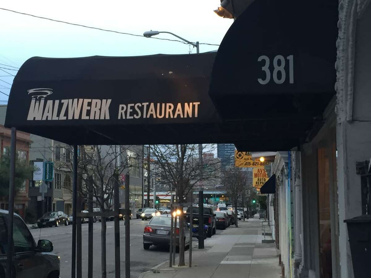 Walzwerk, an East German restaurant in the Mission, is closing after 21 years.