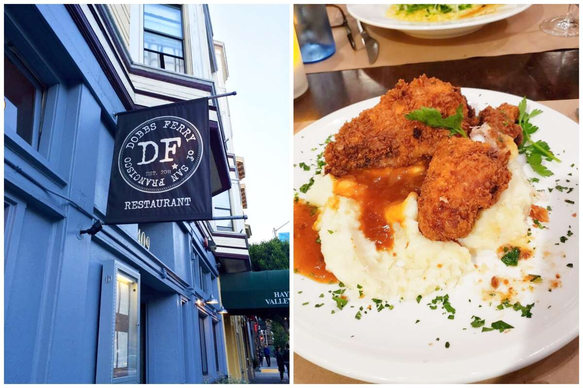 Dobbs Ferry, at 409 Gough St., has permanently closed in Hayes Valley.