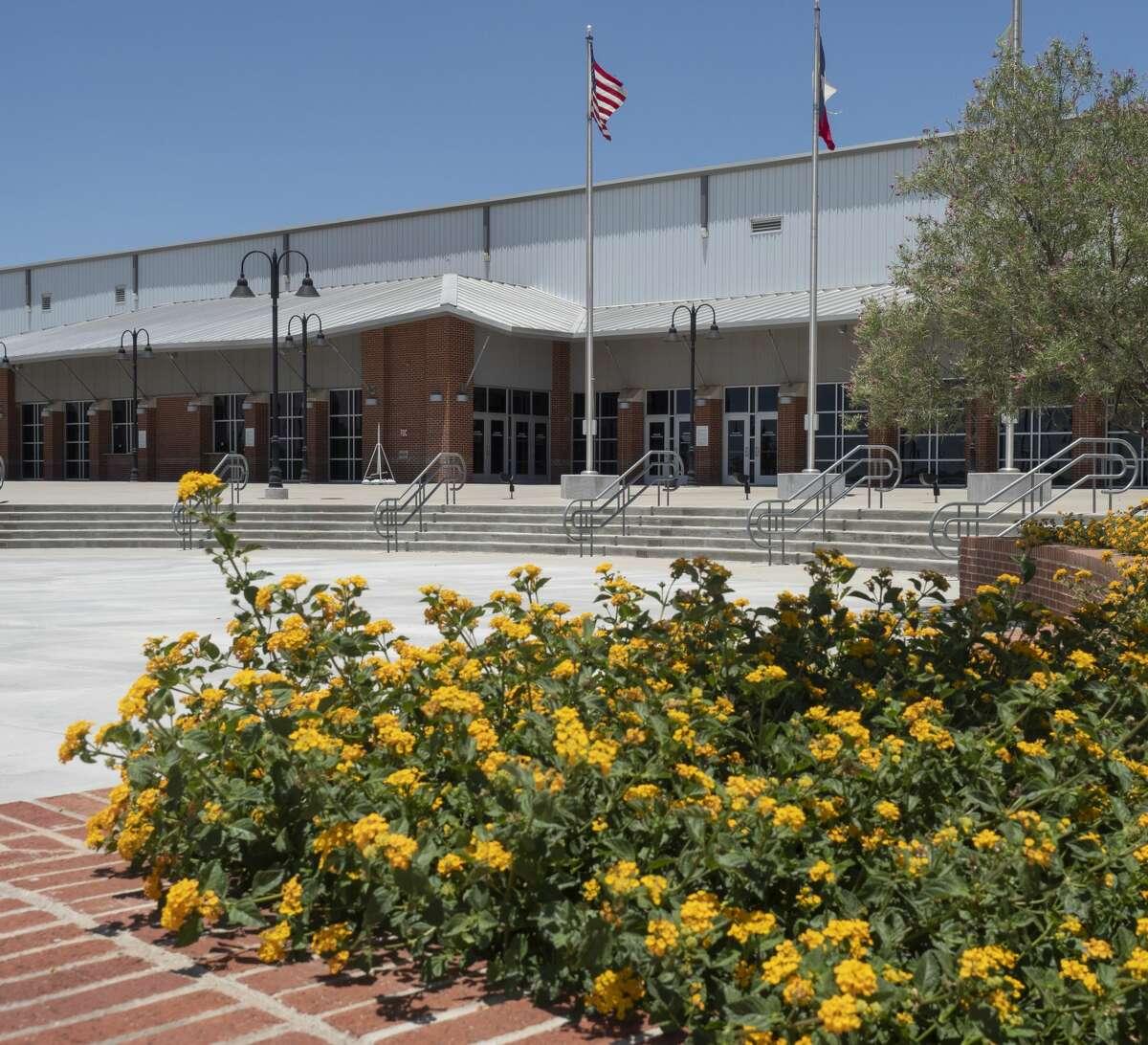 The Midland County Horseshoe Pavilion 06/15/2020. Tim Fischer/Reporter-Telegram