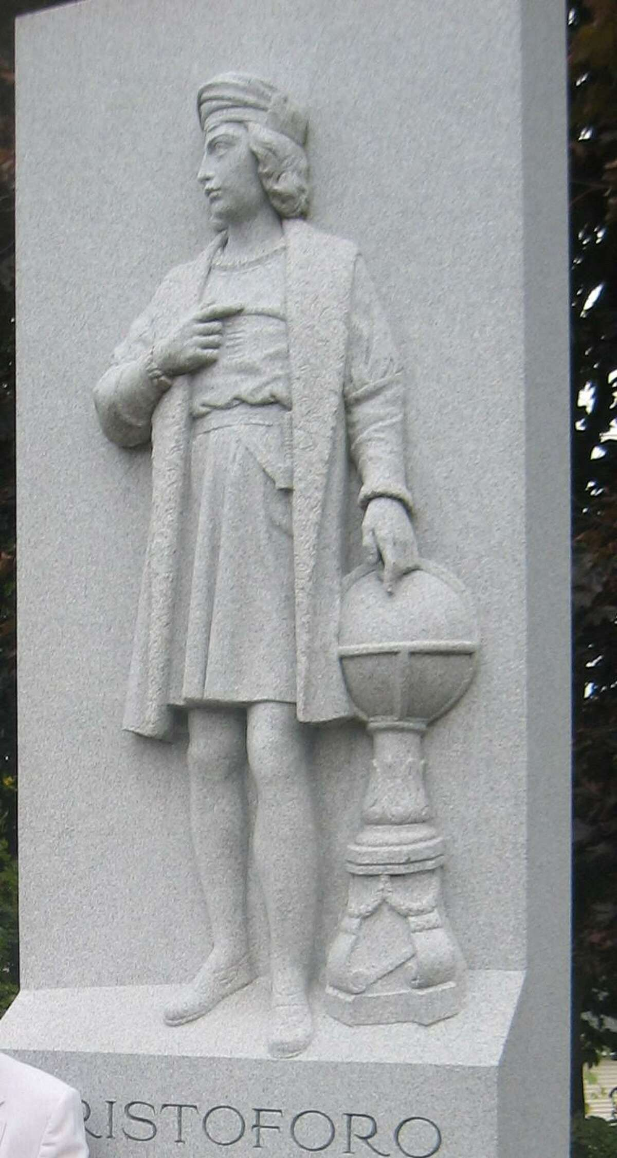 An online petition is calling for the removal of Torrington's Columbus monument and to rename Columbus Square.