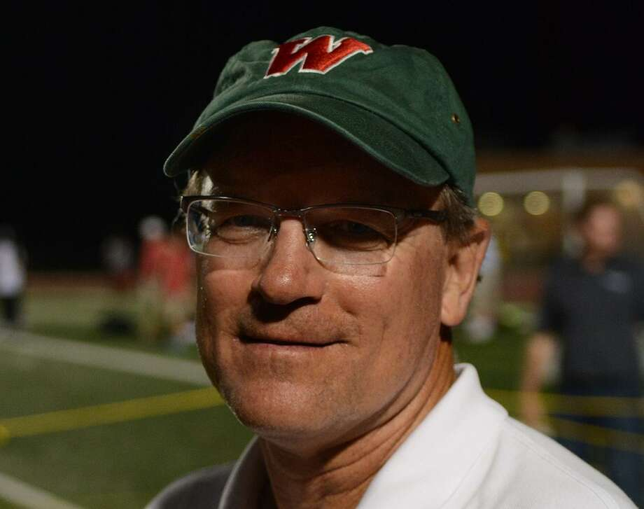The Woodlands girls cross country and track coach Noel Hansen has retired from his position after … Photo: Jerry Baker, Freelance / For The Chronicle