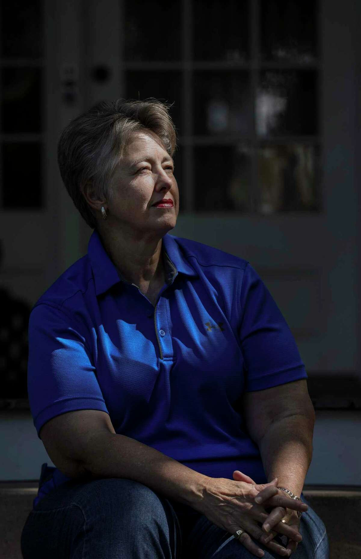 """""""You have the law on your side, but it's only as good as the people who enforce it, and we still don't completely have the law on our side,"""" said Annise Parker, former Houston mayor, as she posed for a portrait Monday, June 15, 2020, in Houston. Parker said she thought the Supreme Court ruling today didn't go far enough to protect the rights of LGBTQ people, because it only protects them from workplace discrimination. Parker tried to pass the Houston Equal Rights Ordinance, called HERO, while mayor in 2015. The ordinance would have banned discrimination based not just on gender identity and sexual orientation, but also 13 classes already protected under federal law: sex, race, color, ethnicity, national origin, age, religion, disability, pregnancy and genetic information, as well as family, marital or military status. Voters rejected the ordinance."""