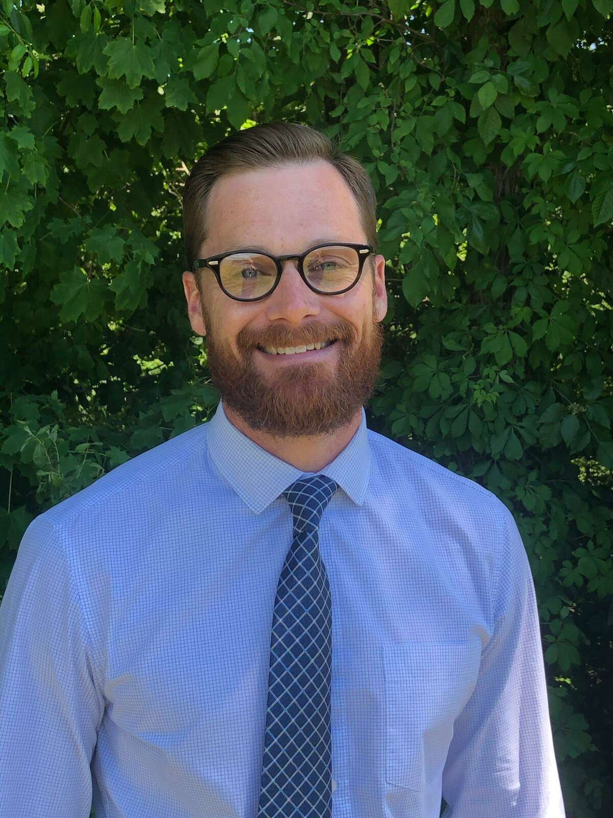 Dr. Jacob (Jake) Greenwood has been named the new principal at Ridgefield High School. Greenwood previously taught at the school from 1999 to 2012.