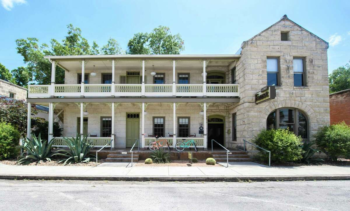 Hotel Faust in Fredericksburg