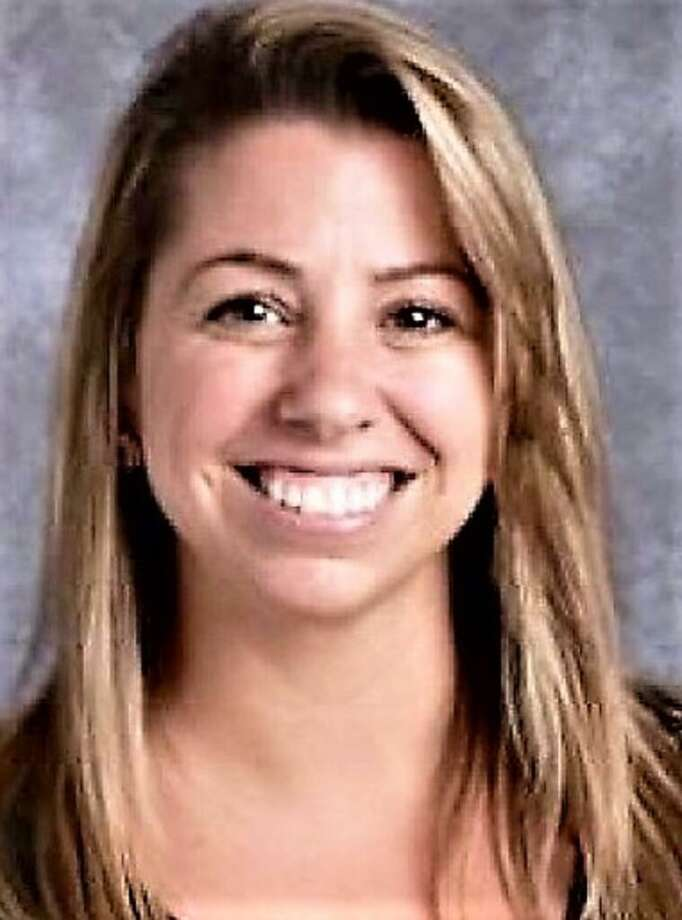 Jacqueline Nathman, an Irving School fifth grade teacher, has earned top honors as Derby's Teacher of the Year. Photo: Contributed /