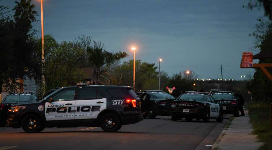 Laredo police arrested 34 individuals for suspicion of drunk driving from Aug. 21 to Sept. 7. Photo: Danny Zaragoza / Laredo Morning Times File