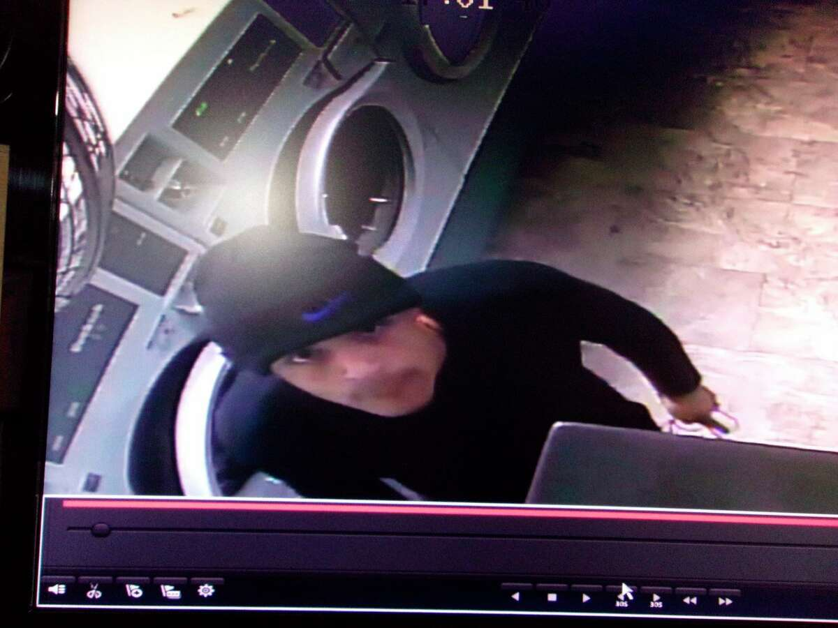 Members of the Reed City Police Department are trying to identify two persons of interest in a larceny case. (Courtesy photo)