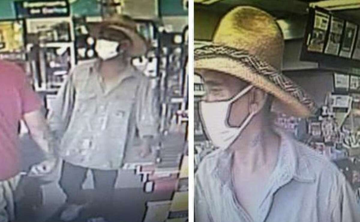 Laredo police are seeking help from the community to locate this man in relation to a theft.