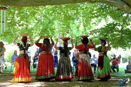 The Delphi Dance ensemble will perform tribal fusion dance as part of the AMPLIFY Festival.