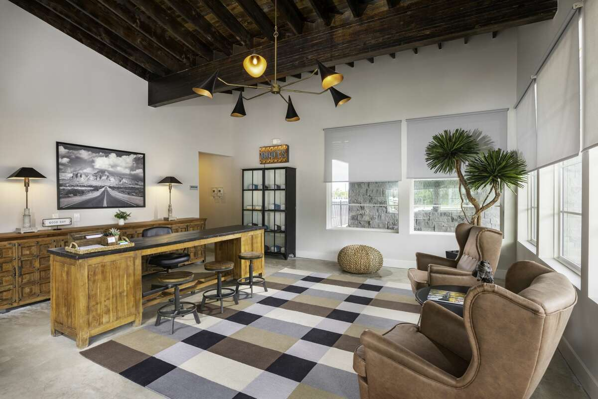 The resort's 3,300-square-foot clubhouse offers a check-in area and store, game room with coffee bar, fitness center, business center, laundry facility and spa-like shower rooms, according to a media release.