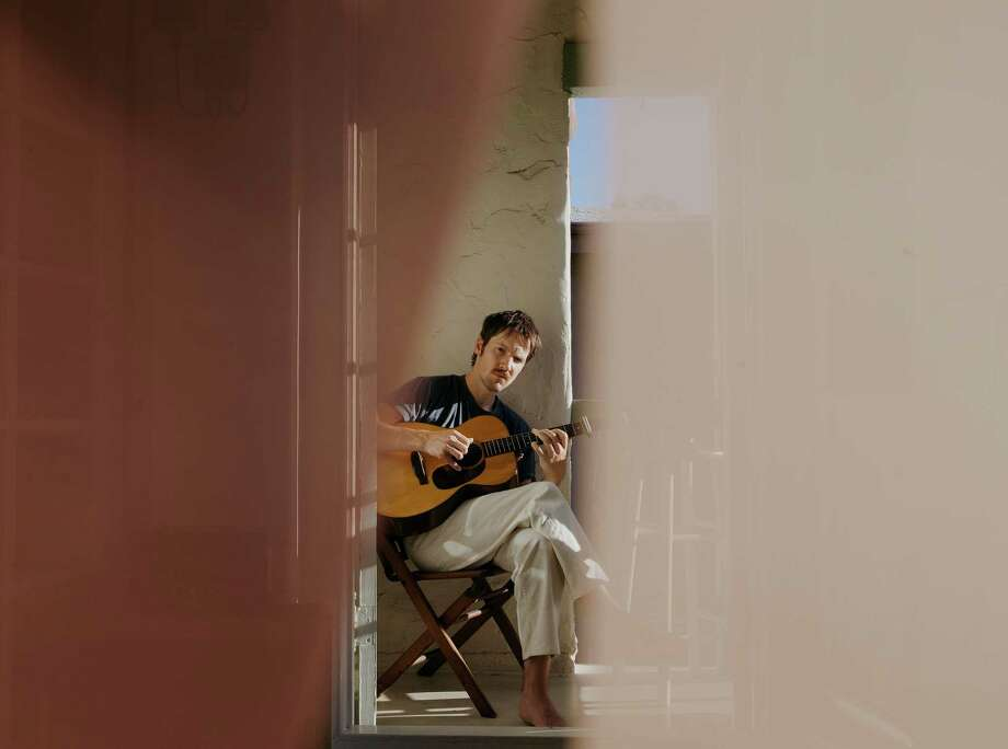 "Blake Mills, at his home in Los Angeles, released his fourth solo album, ""Mutable Set,"" earlier this year. Photo: Photo For The Washington Post By Jessica Pons /  Jessica Pons"