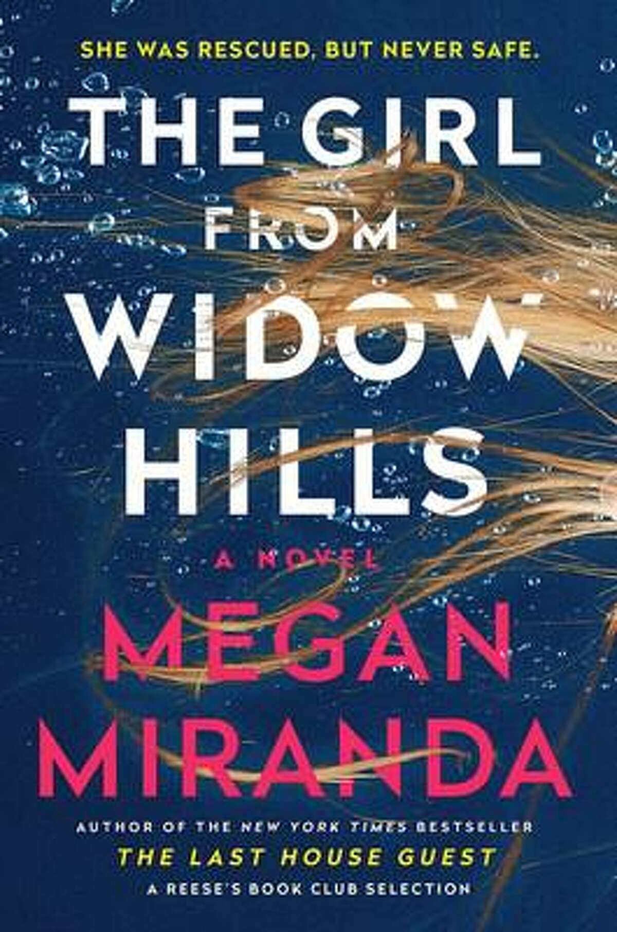 """Megan Miranda's new book """"The Girl from Widow Hills"""" will be published on June 23."""