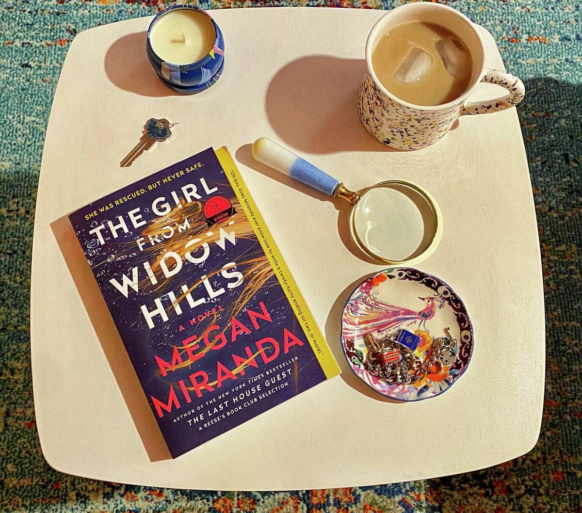 """""""The Girl from Widow Hills"""" is the latest thriller by Megan Miranda."""