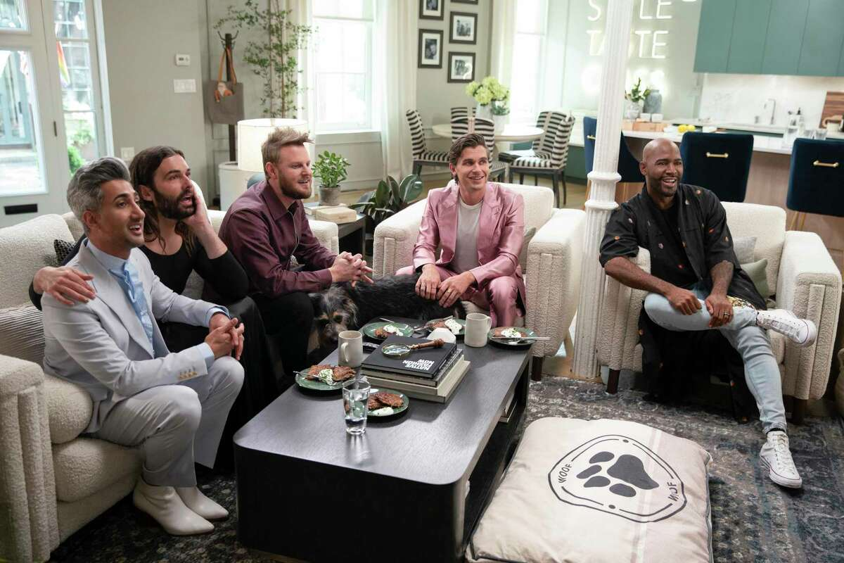 """The """"Queer Eye"""" gang heads to Philadelphia for the fifth season."""