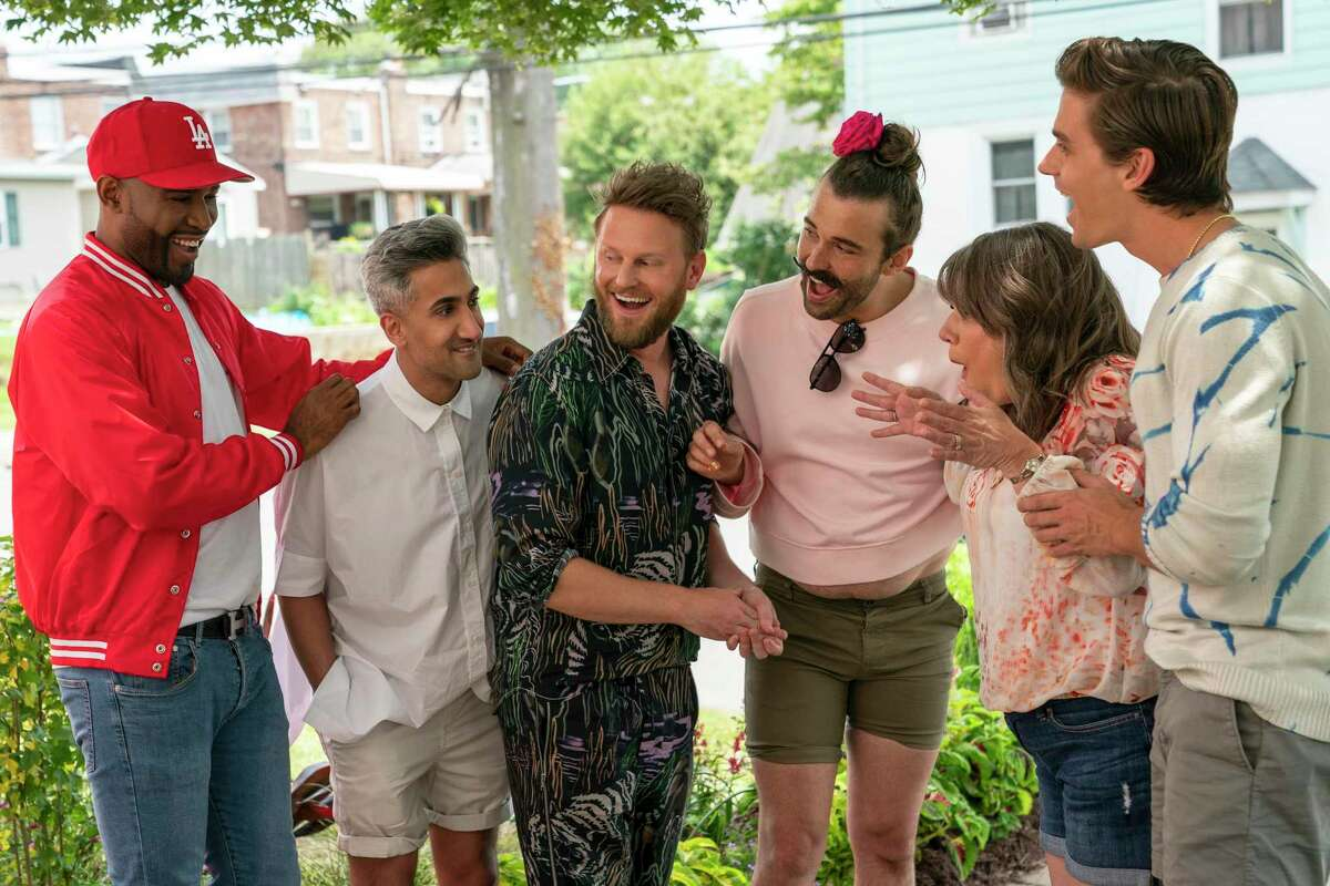 """The """"Queer Eye"""" gang heads to Philadelphia for the fifth season of their series."""
