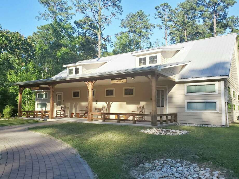 Beginning Friday, June 19, YMCA of Greater Houston is offering summer camps for families at Camp Cullen on Lake Livingston. The socially distancing camps will include activities, meals and lodging so that Houston-area families can spend time together away but not far from their homes during the COVID-19 pandemic. Photo: Courtesy Of YMCA Of Greater Houston