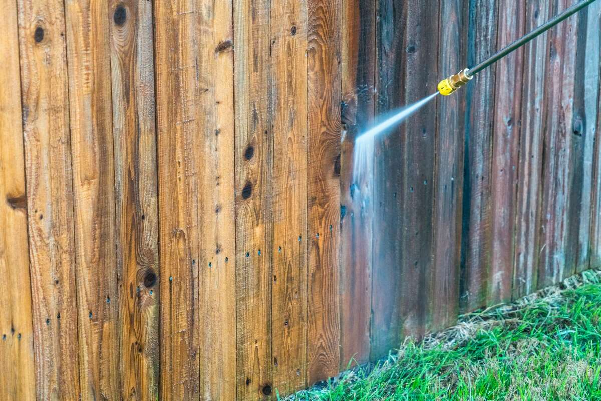 """""""[I was] fined for power washing my fence because they thought I put up a new one without permission.""""-Erika Bulow Culver"""