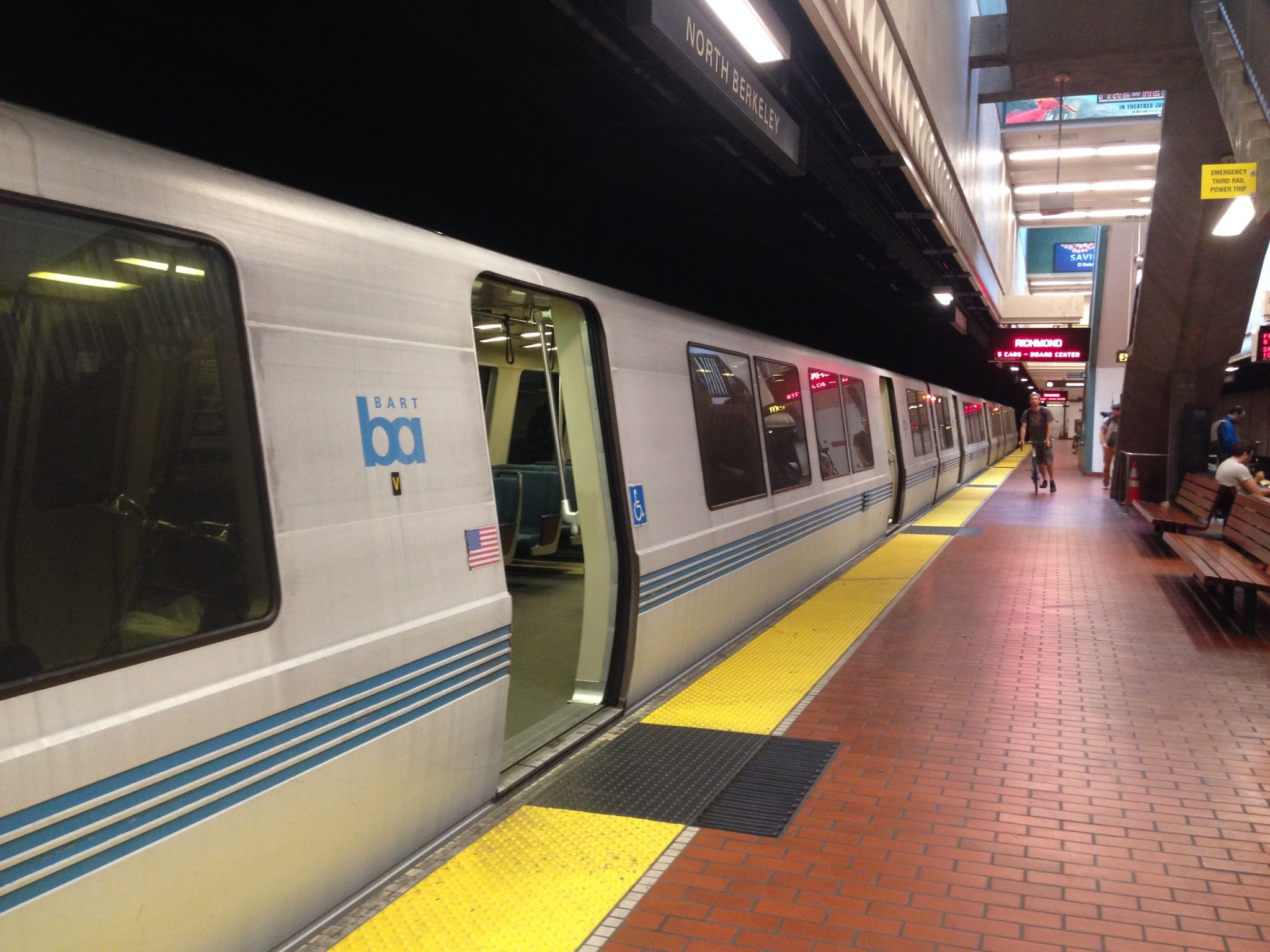 All BART stations 'closed until further notice' due to systemwide comp... image