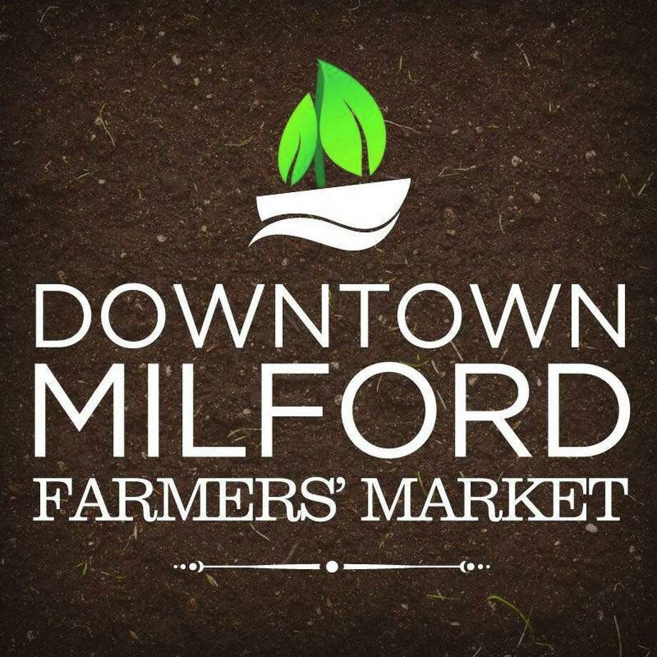 The Downtown Milford Farmers Market opens June 27 and continues Saturdays, from 9 a.m.-12:30 p.m. through Oct. 12. Photo: Downtown Milford Farmers Market