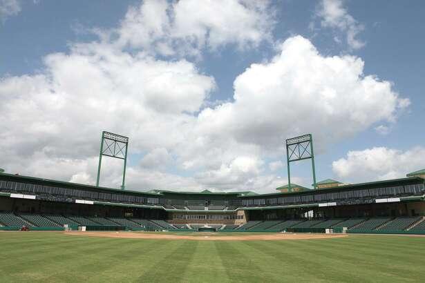 Sugar Land Skeeters ballpark at Constellation Field in Sugar Land.