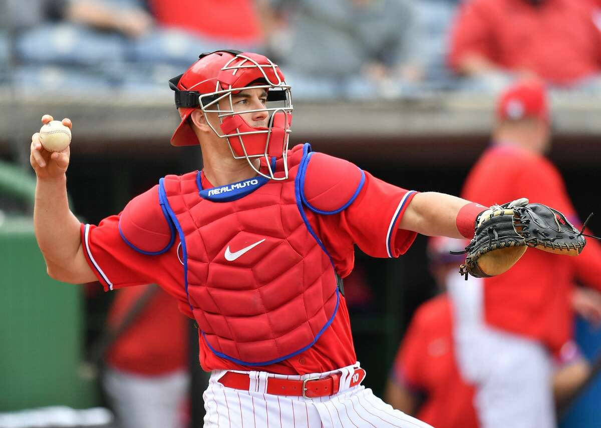 J.T. Realmuto, C, PhilliesThe 29-year-old Realmuto provides power at a premium fielding position and is in the final year of arbitration, which will make him a hot commodity before the 2021 season.