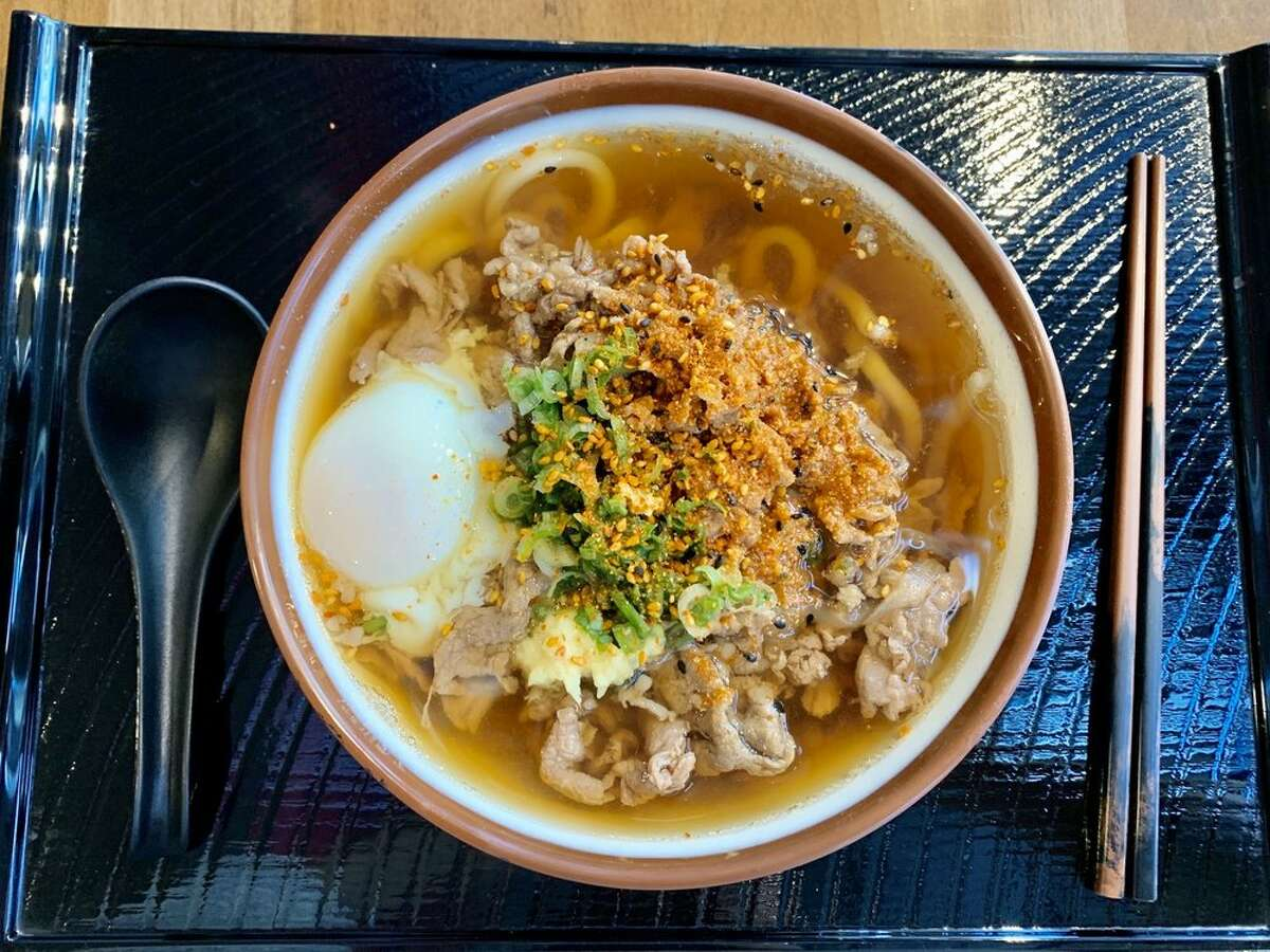 San Francisco restaurant Kagawa-Ya Udon received an email from Grubhub on Friday saying that its rates were going back up as restaurants are now allowed to reopen for outdoor dining.