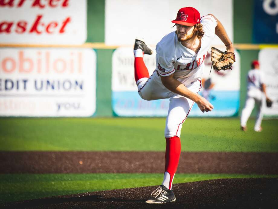Lamar pitcher Austin Faith has agreed to a minor-league contract with the New York Mets. Photo: Photo Provided By Lamar University Athletics.