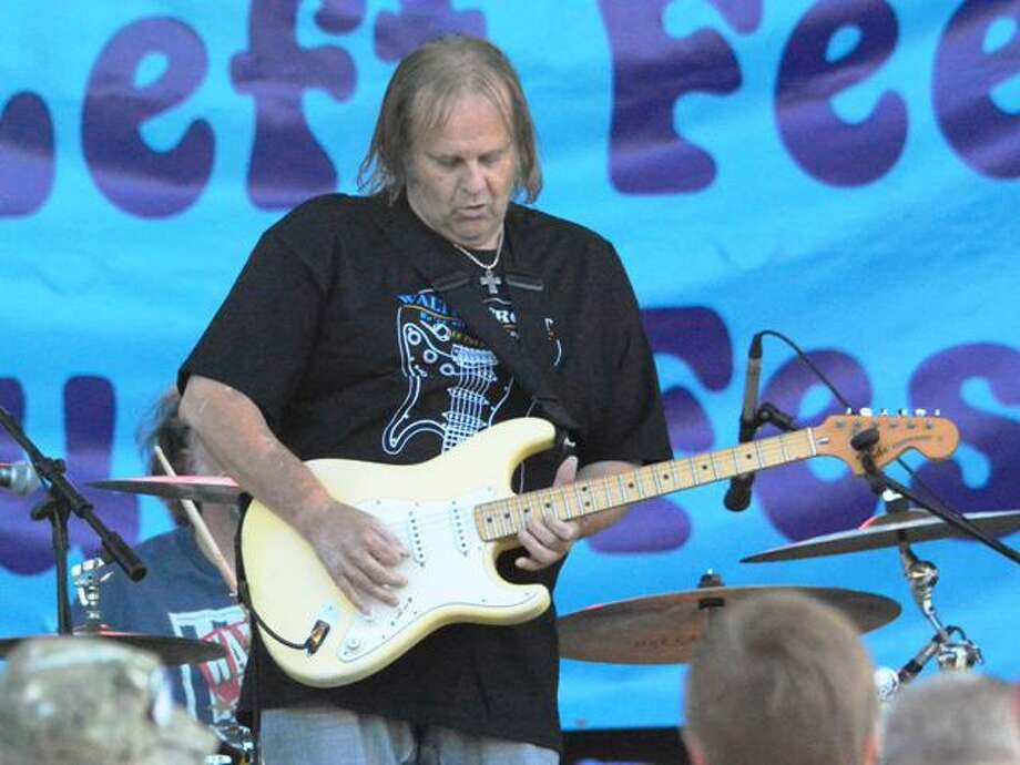Walter Trout is releasing a new album this summer. Photo: Dom Forcella / Contributed Photo