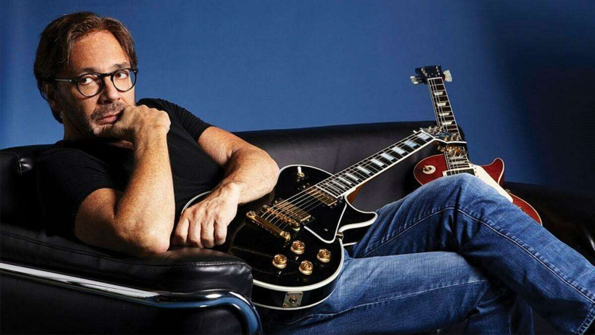 Guitarist Al Di Meola is scheduled to perform at Infinity Hall in Hartford Sept. 20.
