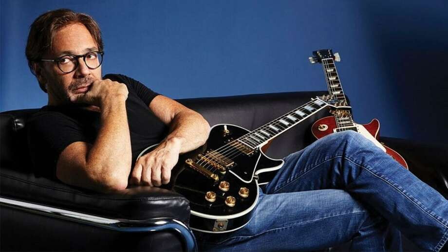 Guitarist Al Di Meola is scheduled to perform at Infinity Hall in Hartford Sept. 20. Photo: Al Di Meola / Contributed Photo