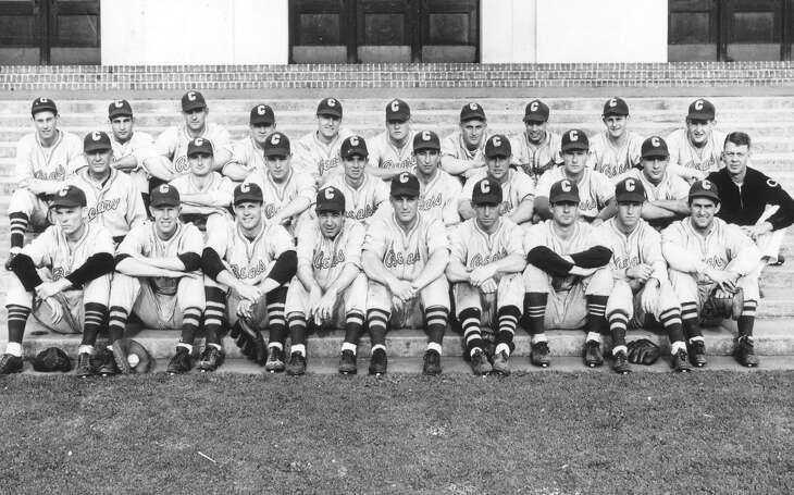 The 1947 Cal team that won the inaugural College World Series