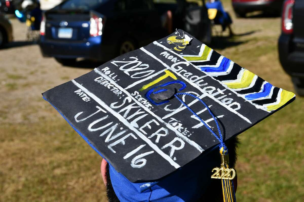 The Gilbert School of Winsted, held its 125th Commencement of the Graduating Class of 2020 at The Pleasant Valley Drive In on June 16th, 2020.