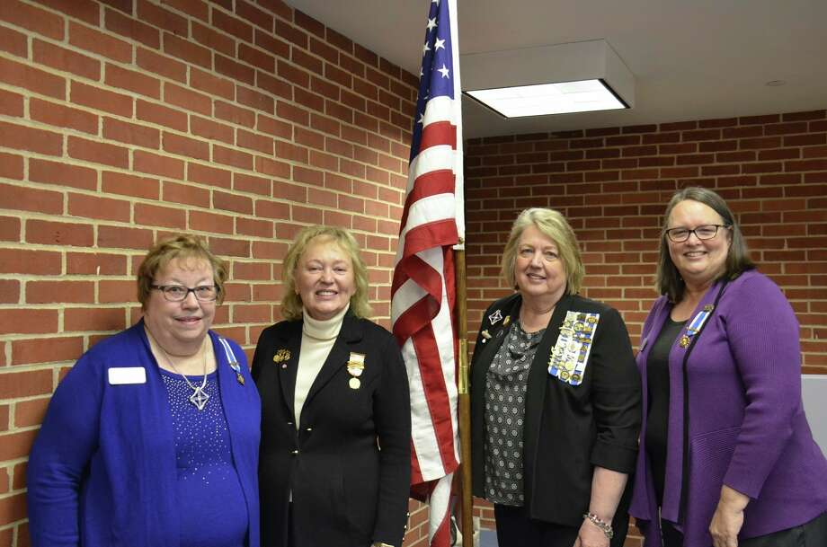 From left, K. Miller, Kathleen Leo, Nancy Marshall and Lynn Schiel. (Photo provided)