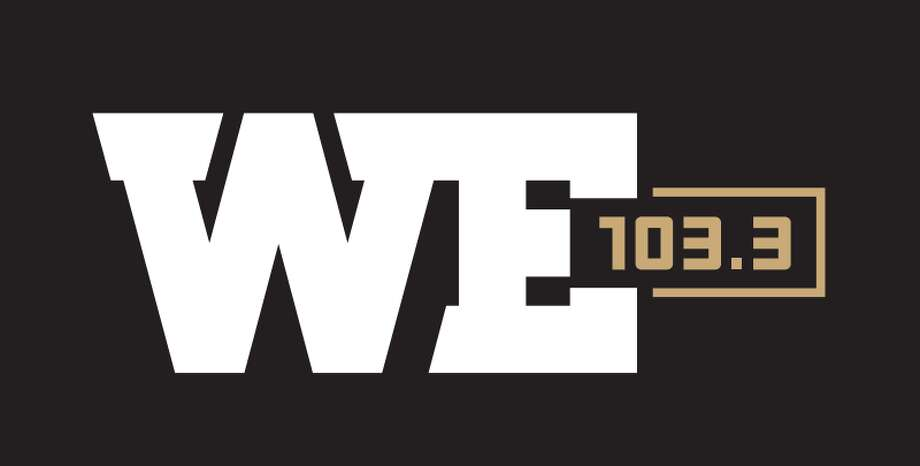 Alpha Media, San Antonio officially announced the addition of WE 103.3 on Tuesday. The station formerly played hip-hop throwbacks, but relaunched as a rhythmic CHR option, playing artists like Drake, Travis Scott, Roddy Ricch and Megan Thee Stallion. Photo: Courtesy, Alpha Media