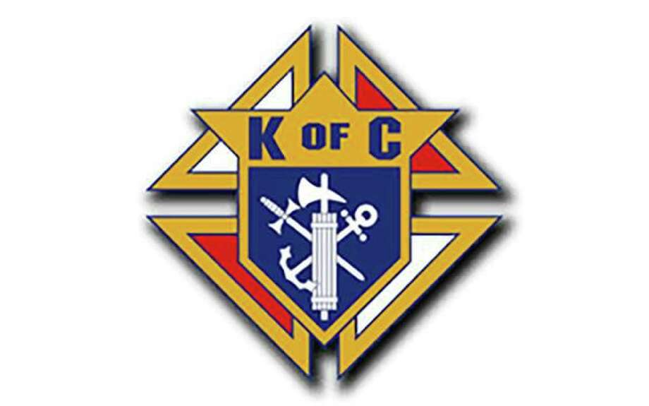 Katie Hoerdemann took first place statewide for her grade level for her essay, Virtue and Charity in My Life in the Ridgefield Knights of Columbus Council 245's annual essay contest. Photo: Ridgefield Knights Of Columbus
