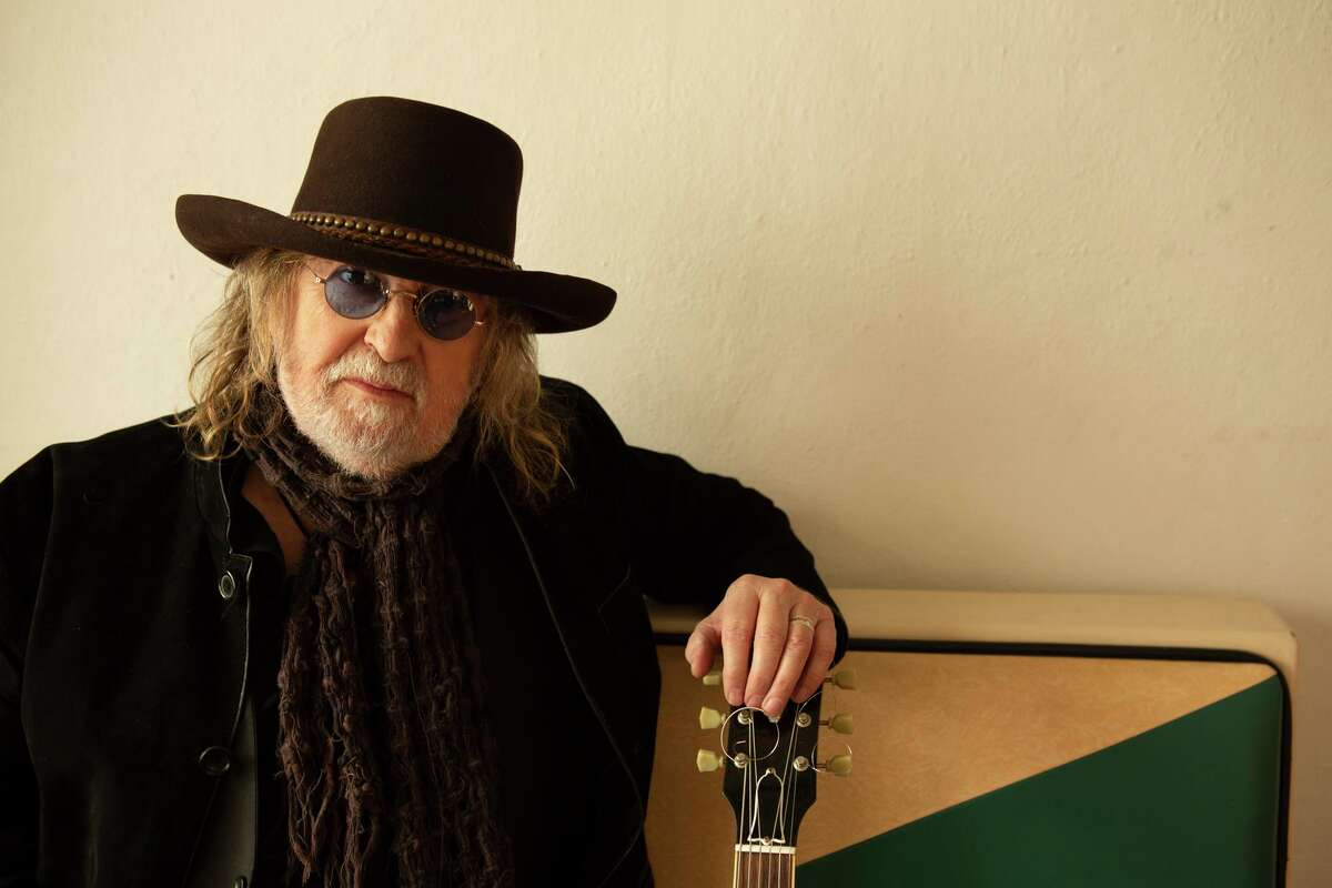 An all-star roster of musicians, from Ringo Starr to Ashley McBryde, joins Ray Wylie Hubbard on his new album