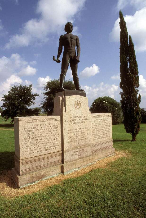 The Sabine Pass Battleground Historic Site is much more than just a place to house this statue. Click through this gallery for more scenes from the area.