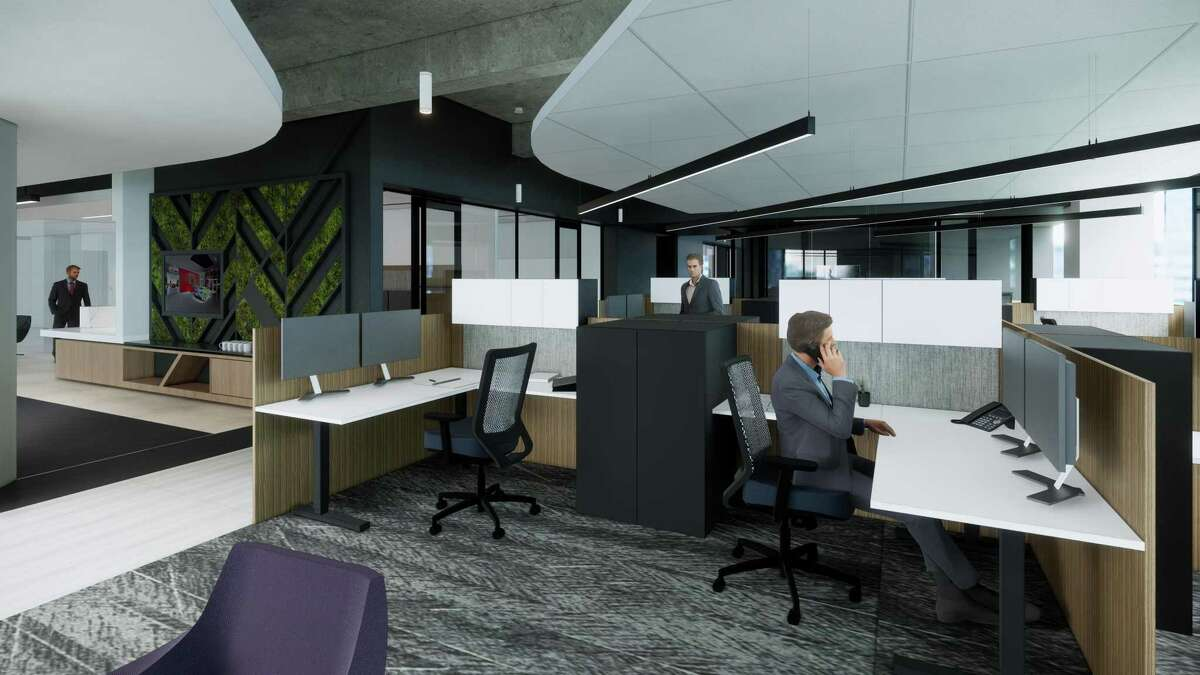 Goree Architects will relocate its headquarters to Sage Plaza, 5151 San Felipe. The firm is epanding to accommodate growth into the commercial architecture and commercial interiors sectors.