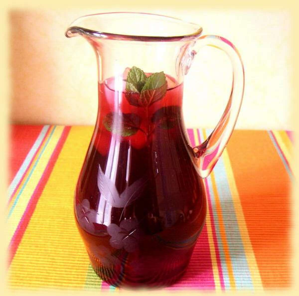 In Senegal, bissap -- chilled hibiscus tea -- is considered the national drink, although it's widely consumed in Mali, Burkina Faso and other African nations.