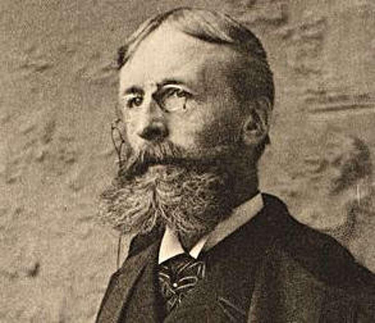 Artist George Henry Smillie